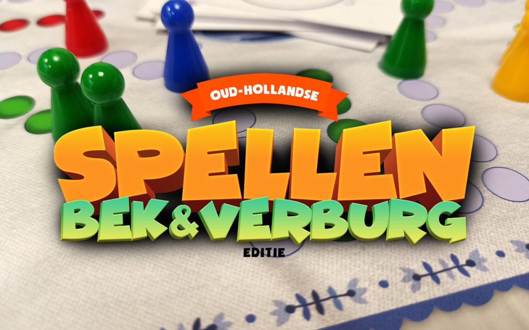 Oud-Hollandse spellen